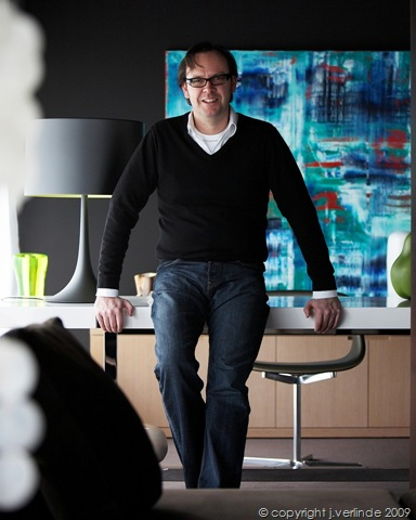 IN CONVERSATION WITH JOHAN LENAERTS