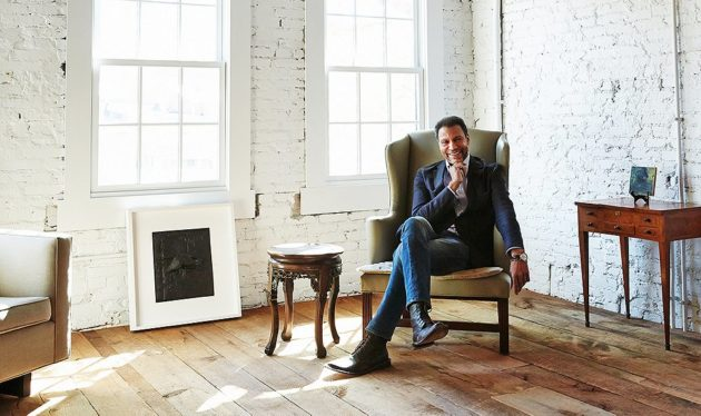 In conversation with darryl carter lifemstyle for Darryl carter furniture collection