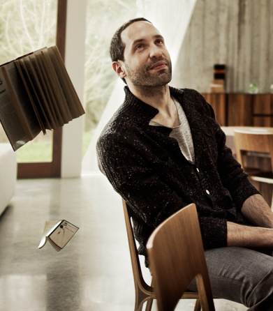 In Conversation with Omer Arbel