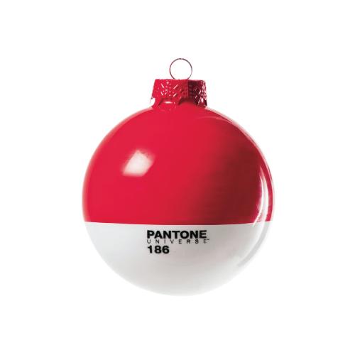 Pantone Christmas Ornament