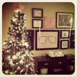 Dining Room, Tree, Art
