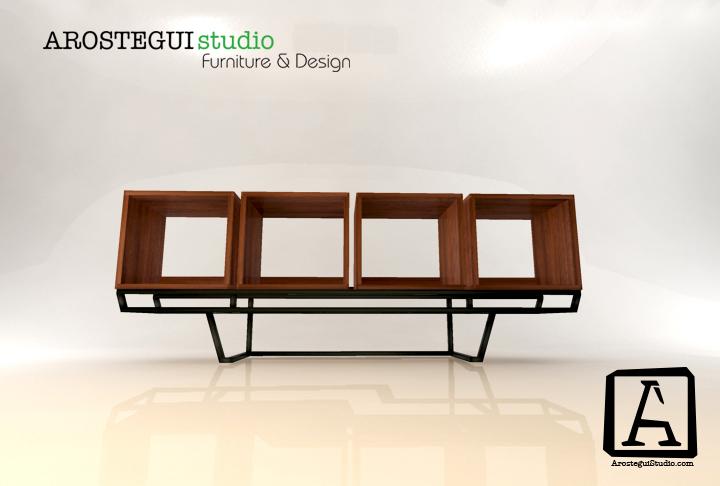 Credenza Artostegui Studio