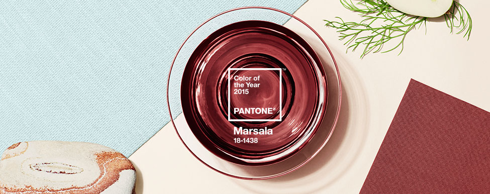Marsala Pantone of the Year