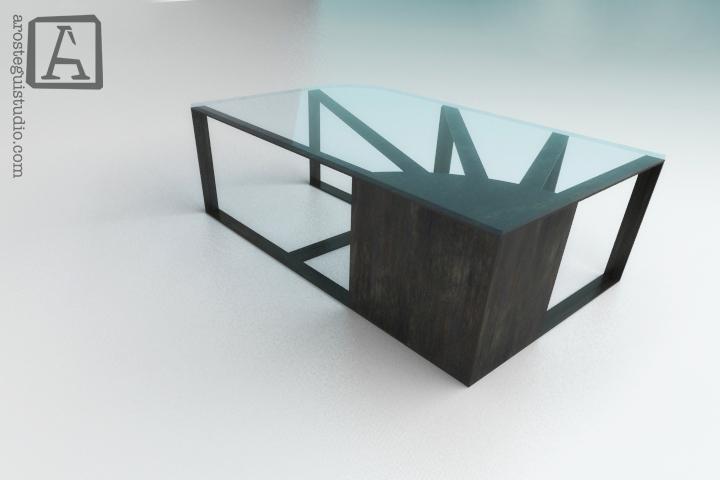 Solero Table Studio Arostegui