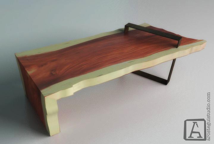 Studio Artosegui Bench 4