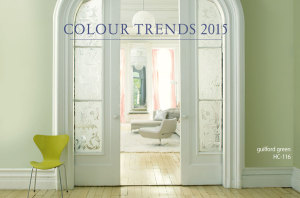 colour of the year 2015 Benjamin Moore