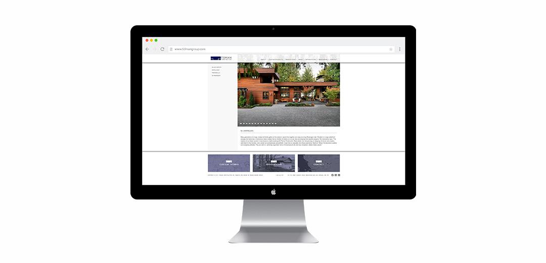 Tidman Construction's New CMS Website