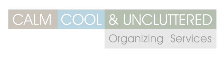 Calm Cool & Uncluttered Logo