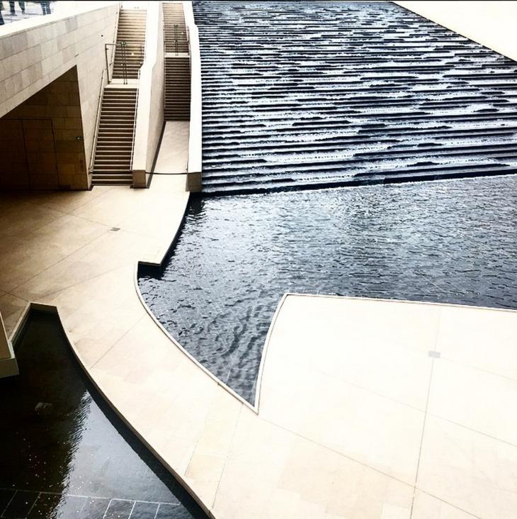 Fondation Louis Vuitton Meade Design Group
