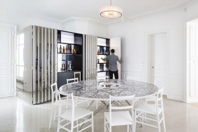 LifeMStyle Dining Room Alireza Razavi