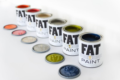 The Amanda Forrest Collection by FAT Paint - lifeMstyle
