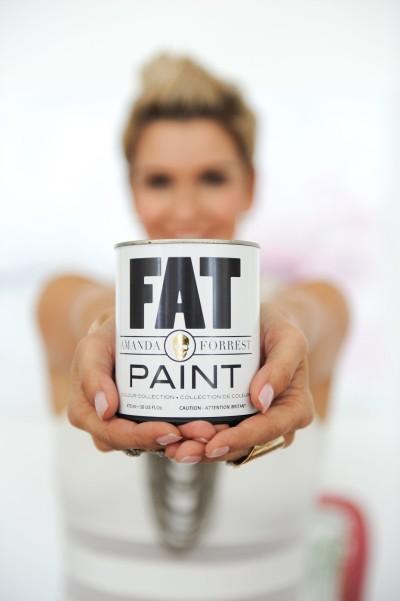 Amanda Forrest Fat Paint 1