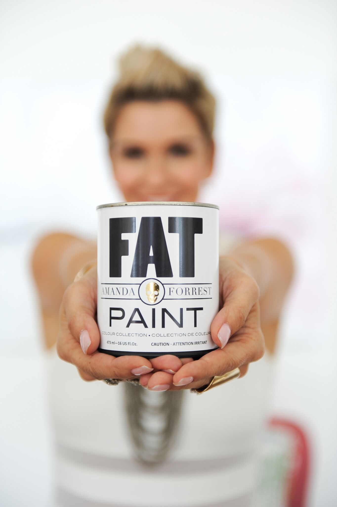 The Amanda Forrest Collection by FAT Paint