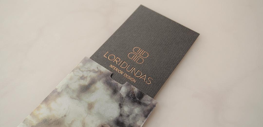 Lori Dundas – Interior Designer Branding