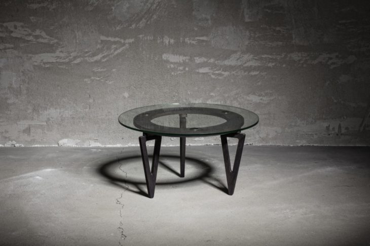 Charlie Pommier Triangle-Coffee-Table lifeMstyle
