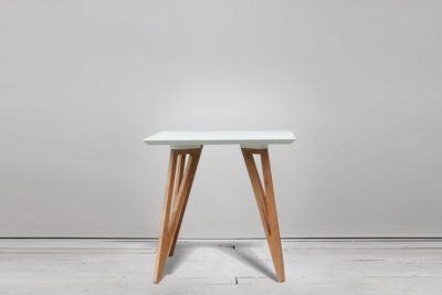Charlie Pommier White Table lifeMstyle