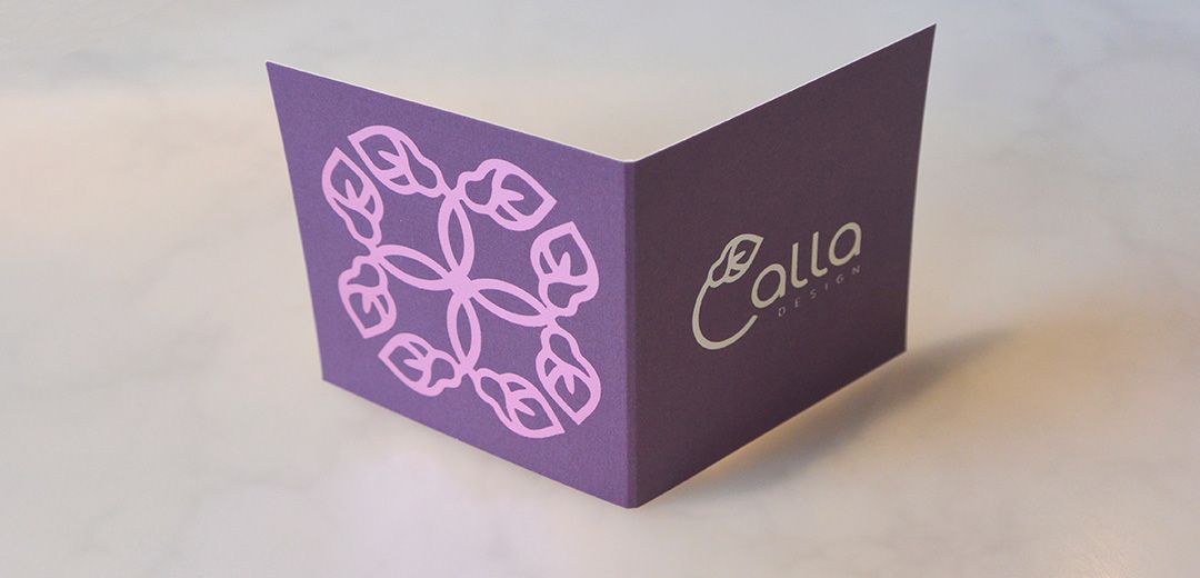 Calla – an Interior Designer Brand Identity