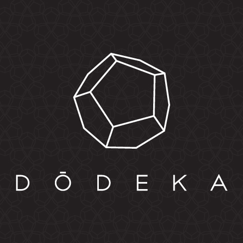 Dodeka Business Card, Brochure and Logo Design