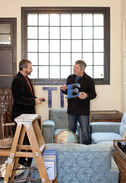 IN CONVERSATION WITH JOHNSON & MCLEOD DESIGN CONSULTANTS