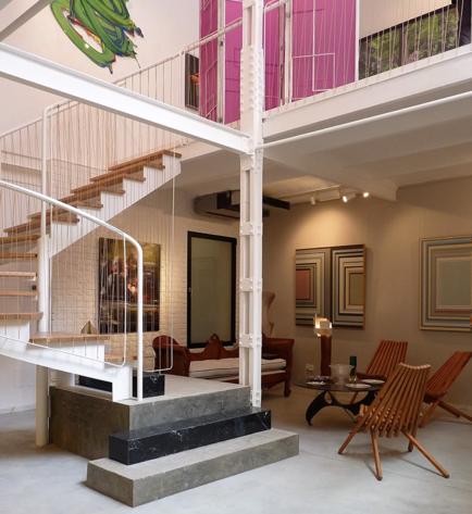 HANS HOETINK FINE ART FOR PLEASURE By Ivan Meade CGD Interior Design Victoria BC