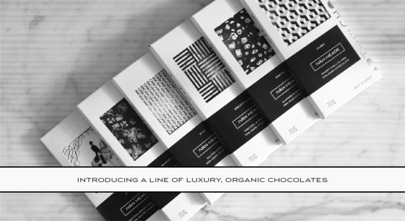 IVAN MEADE - LUXURY ORGANIC CHOCOLATES