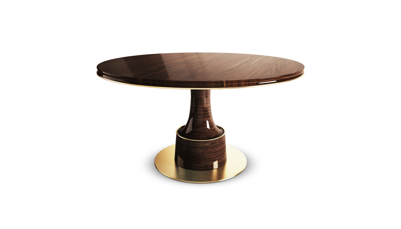 EYE CANDY – BUCK DINING TABLE